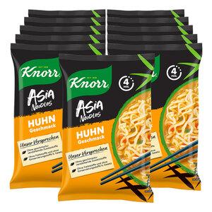 Knorr Express Nudeln Huhn 70 g, 11er Pack