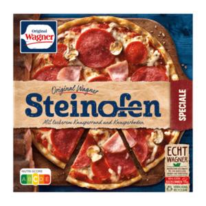 ORIGINAL WAGNER     Steinofen-Pizza Speciale