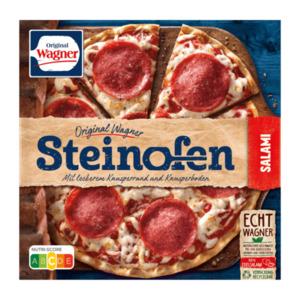 ORIGINAL WAGNER     Steinofen-Pizza Salami