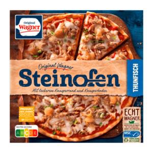 ORIGINAL WAGNER     Steinofen-Pizza Thunfisch
