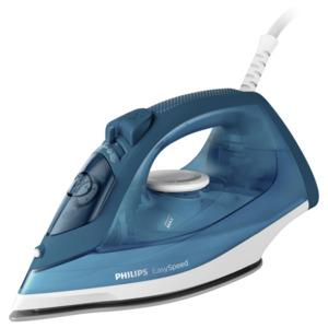 Philips EasySpeed Dampfbügeleisen GC1756/20 Blau 2000W