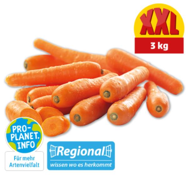 MARKTLIEBE Deutsche Karotten