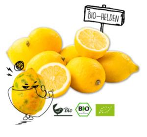 NATURGUT Bio Zitronen, Sorte s. Etikett
