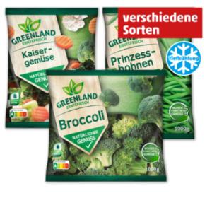GREENLAND Gemüse