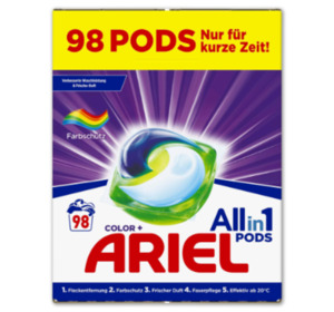 ARIEL All in1 Color Pods