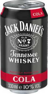 JACK DANIEL'S Alkoholisches Mixgetränk