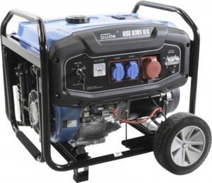 Güde Stromerzeuger GSE 8701 RS 4-Takt OHV mit 9.6 kW