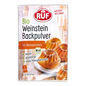 Ruf Bio-Backartikel