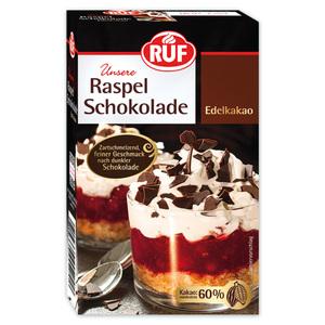 Ruf Raspel Schokolade