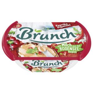 Brunch Brotaufstrich Paprika & Peperoni