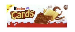 Ferrero Kinder Cards 128 g