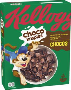 Kelloggs Choco Krispies Chocos 330G