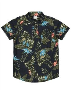 Jungen Hemd - Brusttasche