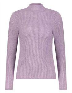 Damen Pullover - Stehkragen