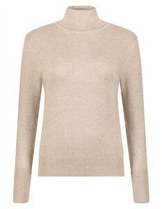Damen Pullover - Metallic-Details