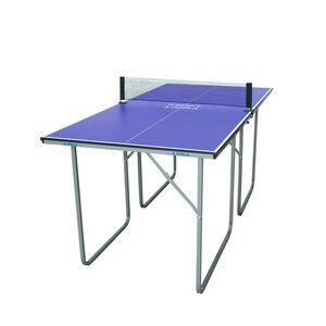 JOOLA Tischtennis Tisch Midisize, blau, TT-Tisch im Kleinformat