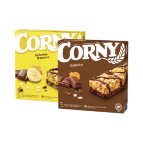 Corny Riegel 6er, Corny Milch-Sandwich oder Corny Haferkraft 4er