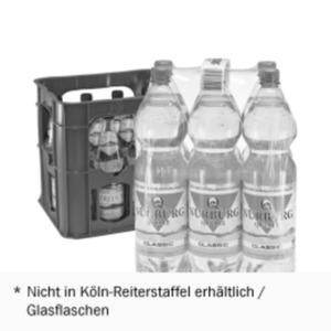 Nürburg Quelle 6x1,5l PET EW oder Dreiser 12x0,7l / 0,75l Glas