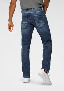 Cipo & Baxx Slim-fit-Jeans markante Waschung