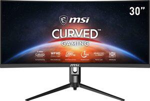 """MSI Optix MAG301CR2DE Curved-Gaming-Monitor (76 cm/30 """", 2560 x 1080 Pixel, WFHD, 1 ms Reaktionszeit, 200 Hz, VA LED, 3 Jahre Herstellergarantie)"""