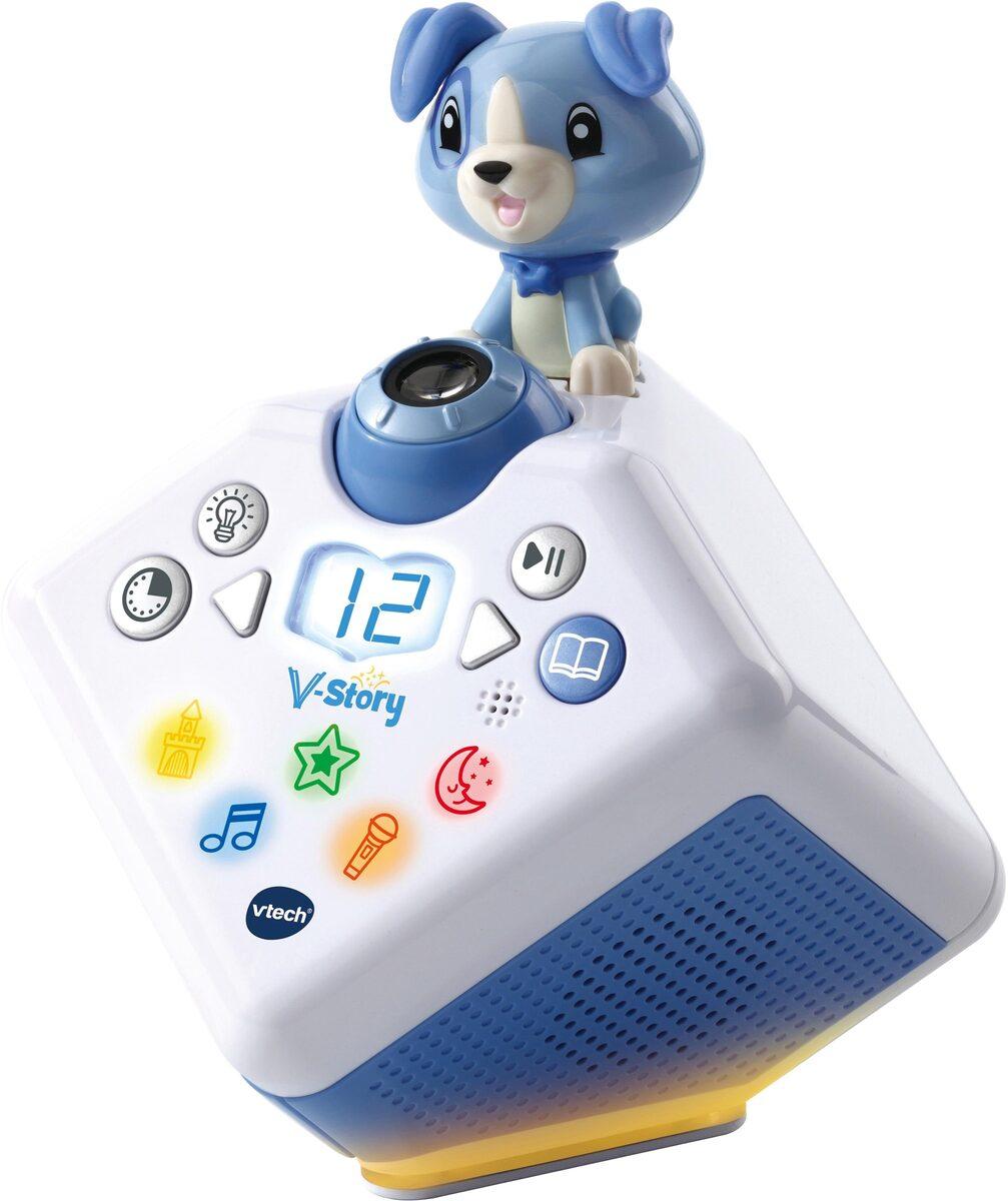 Bild 2 von Vtech® Lernspielzeug »V-Story, die Hörspielbox blau«, mit Lichtprojektion und Sound