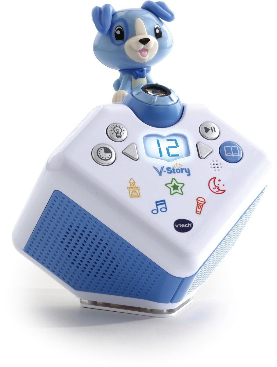 Bild 5 von Vtech® Lernspielzeug »V-Story, die Hörspielbox blau«, mit Lichtprojektion und Sound