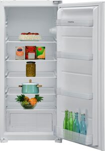 RESPEKTA Einbaukühlschrank KS122.4A++ N, 122,5 cm hoch, 54,5 cm breit