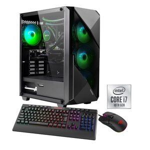 Hyrican Striker 6718 Gaming-PC (Intel® Core i7 10700F, RTX 3080 Ti, 16 GB RAM, 960 GB SSD, Wasserkühlung)