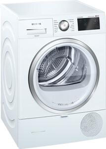 SIEMENS iQ500 WT47W680 Wäschetrockner (Freistehend, Energieeffizienzklasse A+++, 8 kg Fassungsvermögen)