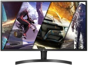 LG 32UK550 dunkelanthrazit Gaming-Monitor (G, 32 Zoll, 4K 3840 x 2160 Pixel, VA, 16:9, 4 ms Reaktionszeit, 2x HDMI, DisplayPort, FreeSync, Lautsprecher)