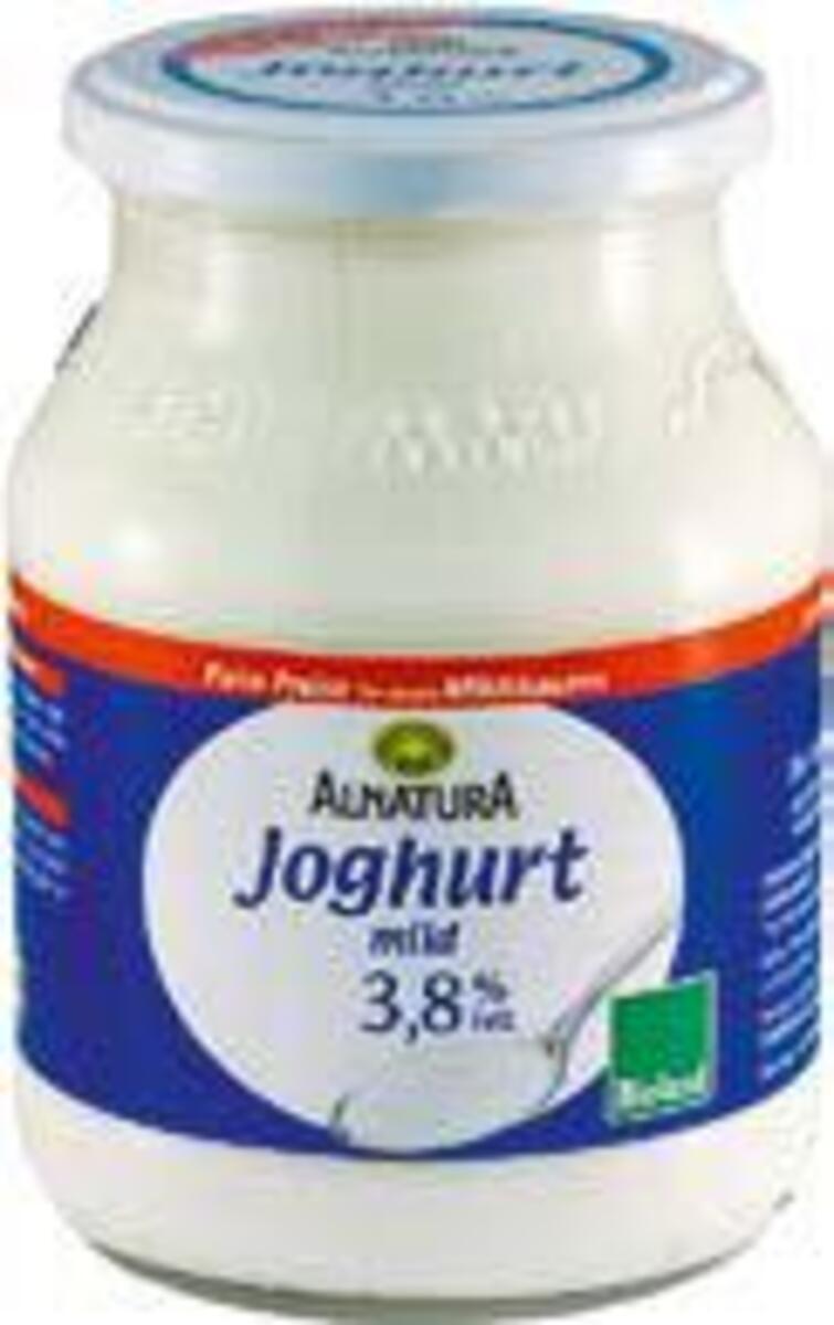 Bild 1 von Bioland Alnatura Bio-Joghurt