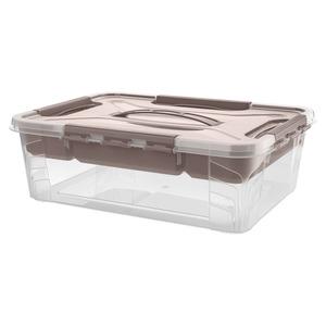 Toptex Ordnung Aufbewahrungsbox, 4,2 l - Taupe