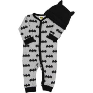 Batman Newborn Strampler