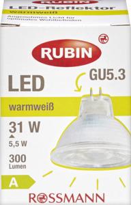 RUBIN LED Reflektor GU5.3