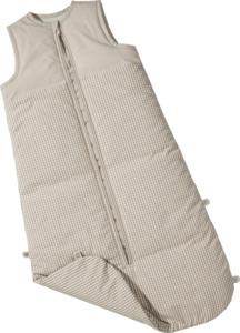 IDEENWELT Baby-Schlafsack Vichy Karo Gr. 70-90 cm