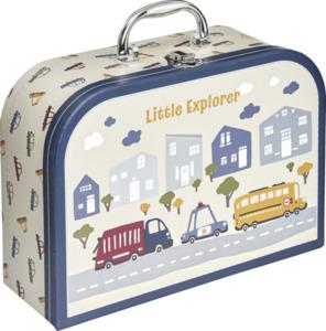IDEENWELT Kinderkoffer Autos