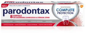 Parodontax Complete Protection Whitening Zahncreme