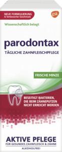 Parodontax Tägliche Zahnfleischpflege Minze Mundspülung