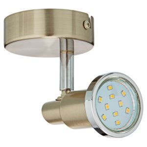 LED-Strahler 'Alexa'-1er Spot warmweiß 250 lm