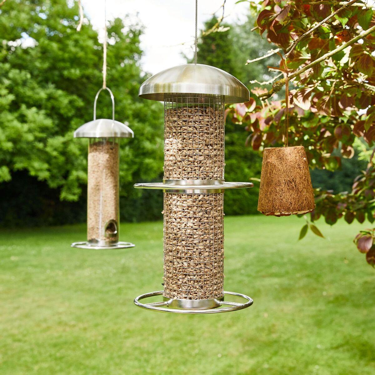 Bild 3 von BELAVI®  Vogel-Futter-Säule