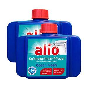 ALIO Spülmaschinen-Pfleger, Doppelpack 500 ml
