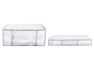 Wenko Vakuum Soft Box, platzsparend
