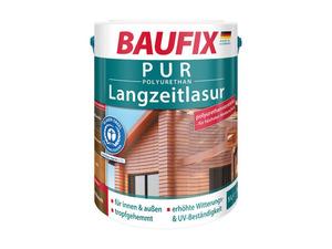 BAUFIX PUR-Langzeitlasur 5 Liter