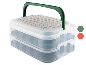 ERNESTO® Kuchenbox, mit zwei Etagen