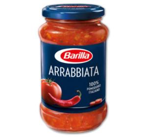 BARILLA Pastasauce