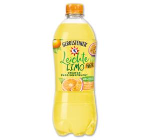 GEROLSTEINER Leichte Limo
