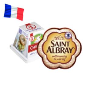 Chaumes, Chavroux, Saint Albray, Saint Agur