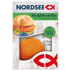 Nordsee Fischfrikadellen Bremer Art 184 g