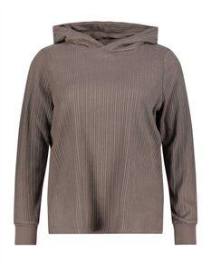 Damen Langarmshirt - Kapuze