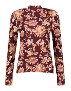 Damen Langarmshirt - Stretch-Anteil